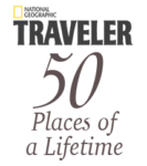 National Geographic Traveler: 50 Places of a Lifetime