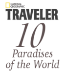 National Geographic Traveler: 10 Paradises of the World
